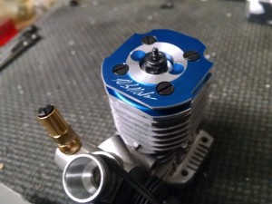 Custom Nitro Engine Modifying