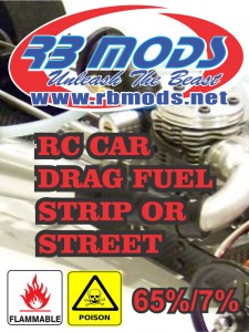 RBMods Custom Race Fuel